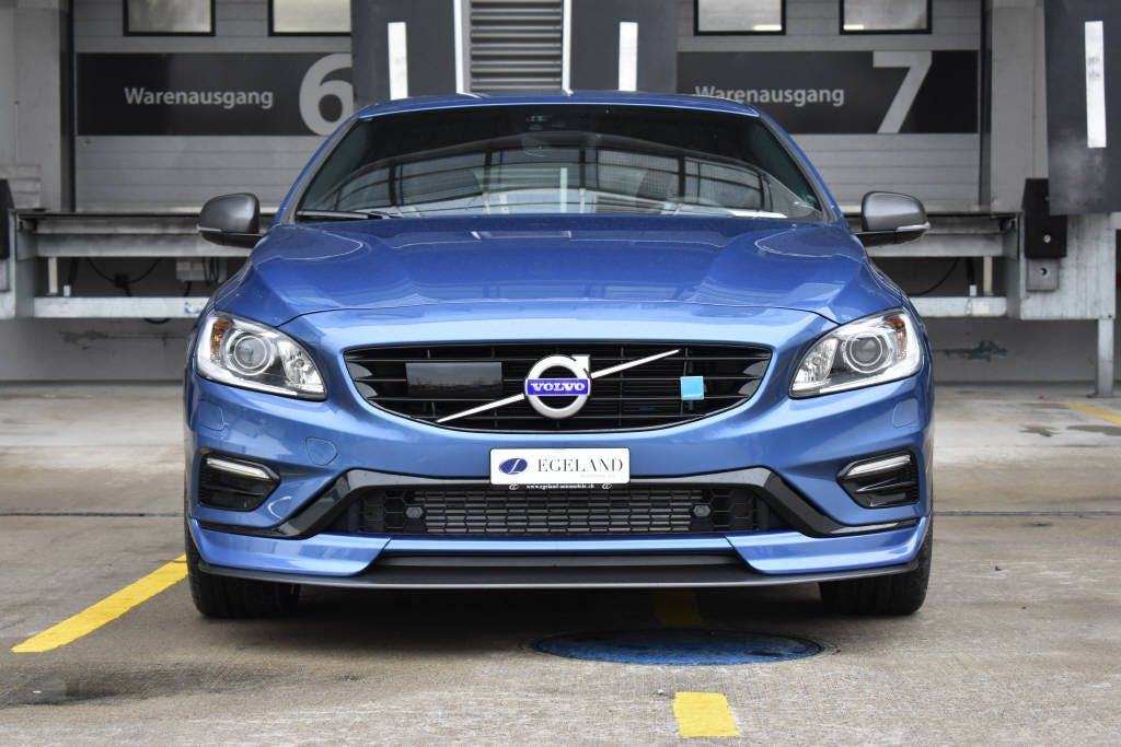 estate Volvo V60 2.0 T6 Polestar AWD