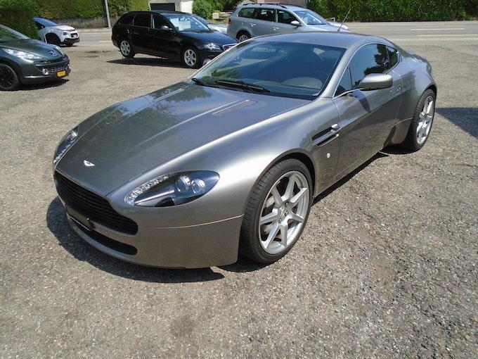 Aston Martin V8/V12 Vantage V8 Vantage Coupé 4.3 42'000 km 59'000 CHF - buy on carforyou.ch - 1