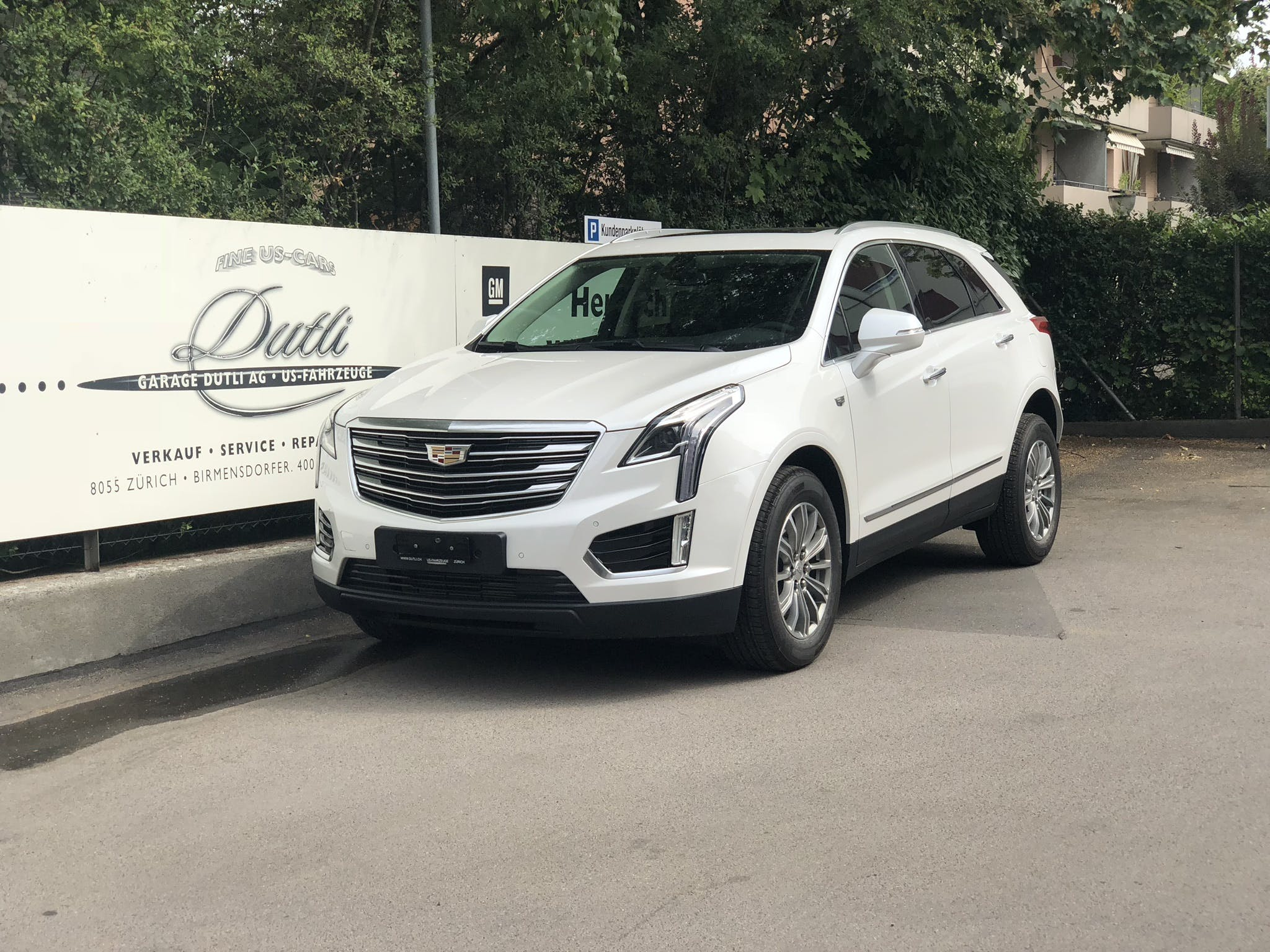 suv Cadillac XT5 3.6 V6 Luxury AWD