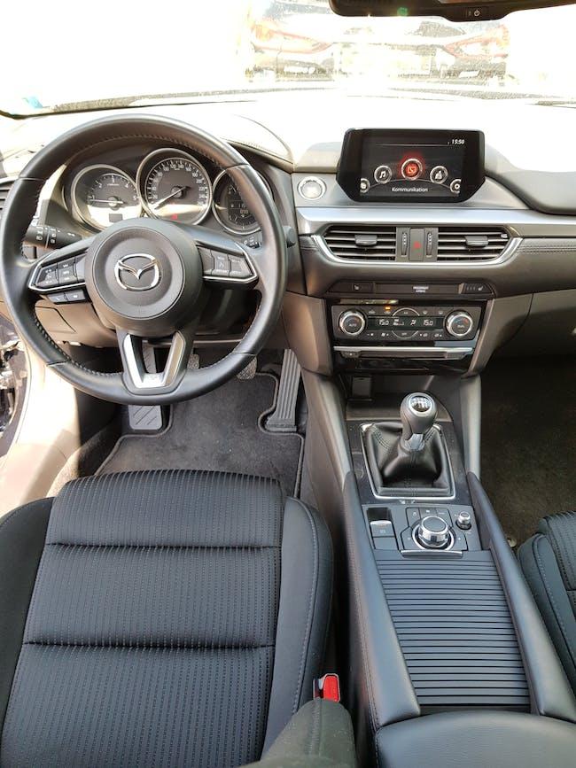 estate Mazda 6 Sport Wagon 2.2 D Ambition