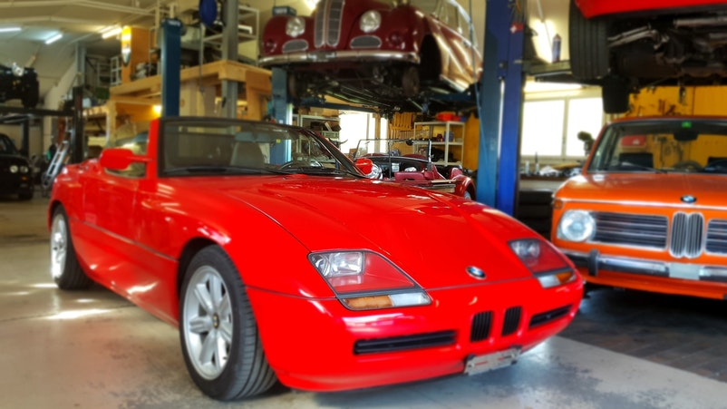 BMW Z1 Z1 94'800 km CHF39'900 - acheter sur carforyou.ch - 1