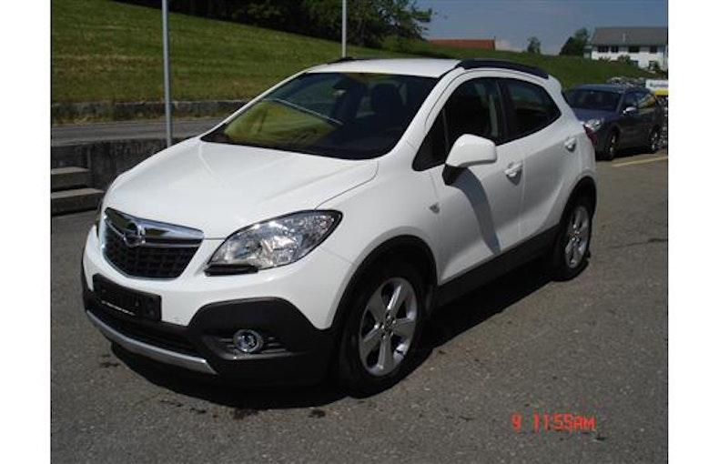 Opel Mokka 1.4i 16V Turbo Enjoy 4WD 36'000 km 17'500 CHF - acquistare su carforyou.ch - 1