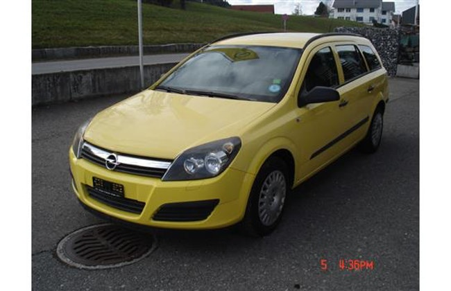estate Opel Astra Caravan 1.6i 16V TP Enjoy