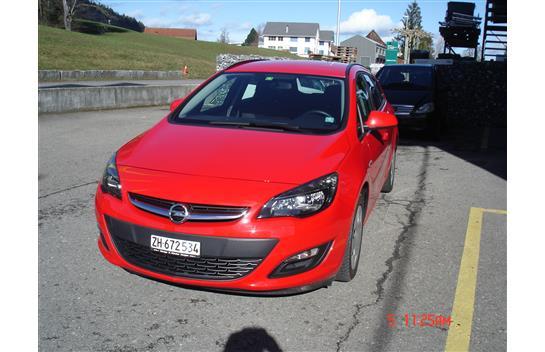 estate Opel Astra SportsTourer 1.7 CDTi ecoFLEX