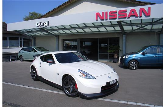 coupe Nissan 370 Z nismo