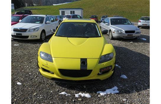 coupe Mazda RX-8 Cosmo