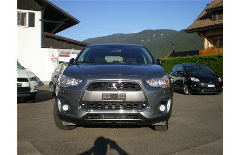 Mitsubishi ASX 1.6 DID Value 4WD 31'840 km 15'500 CHF - kaufen auf carforyou.ch - 1