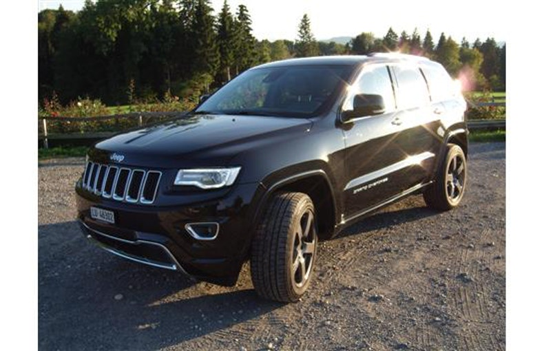 Jeep Grand Cherokee 3.0 CRD Overland Automatic 32'000 km 38'900 CHF - acheter sur carforyou.ch - 1