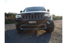 Jeep Grand Cherokee 3.0 CRD Overland Automatic 32'000 km 38'900 CHF - acheter sur carforyou.ch - 2