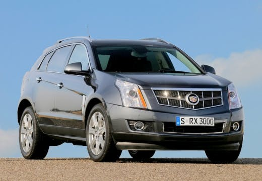 suv Cadillac SRX 3.0 V6 Sport Luxury 4WD Automatic