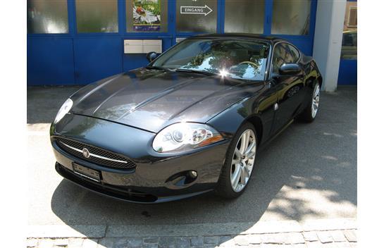coupe Jaguar XK 4.2 V8 Automatic
