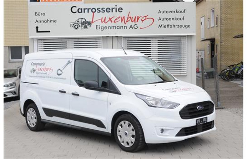 Ford Connect Transit Connect Van 210 L2 1.0 EcoBoost 100 Trend 16'000 km 18'200 CHF - kaufen auf carforyou.ch - 1