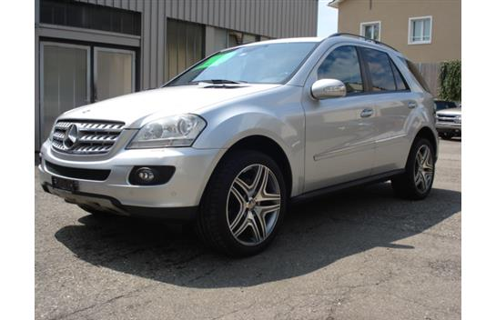 suv Mercedes-Benz M-Klasse ML 420 CDI