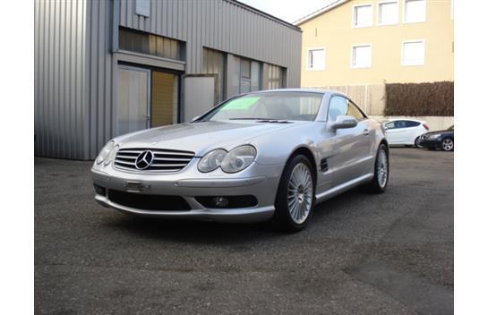 cabriolet Mercedes-Benz SL 55 AMG Automatic
