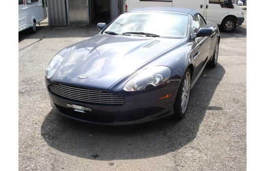 cabriolet Aston Martin DB9/DBS DB9 Volante Touchtronic 2