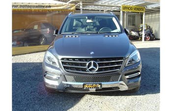 suv Mercedes-Benz M-Klasse ML 250 BlueTEC Executive 4Matic 7G-Tronic