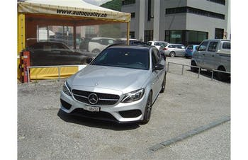 estate Mercedes-Benz C-Klasse C 450 AMG 4Matic 7G-Tronic