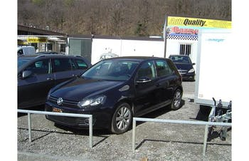 saloon VW Golf 1.4 TSI Team