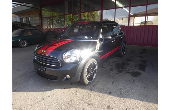 suv Mini Mini Countryman Countryman R60 1.6 D Cooper ALL4