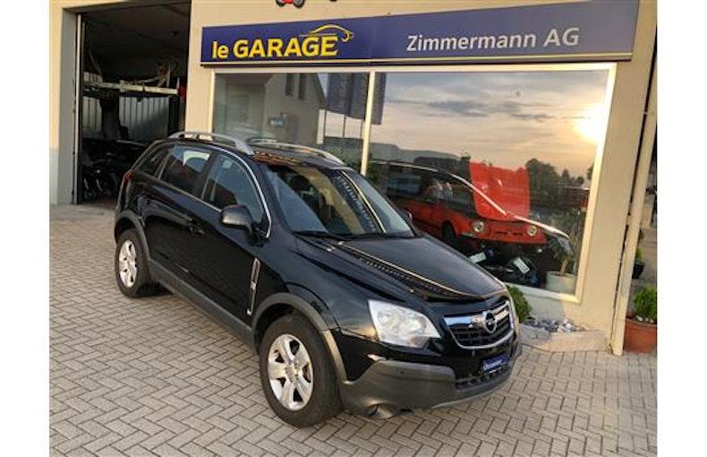 Opel Antara 2.4 16V Enjoy 95'000 km 6'500 CHF - kaufen auf carforyou.ch - 1