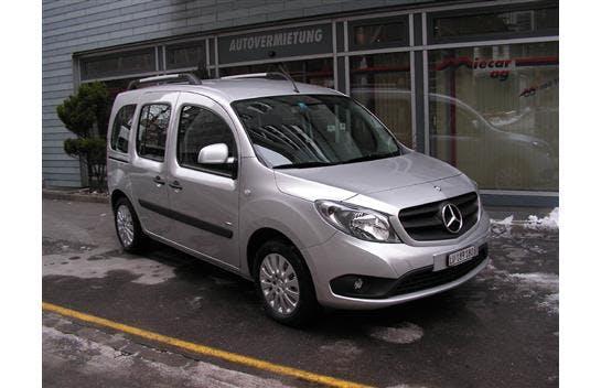 bus Mercedes-Benz Citan 109 CDI L 5-Plätzer/5 places