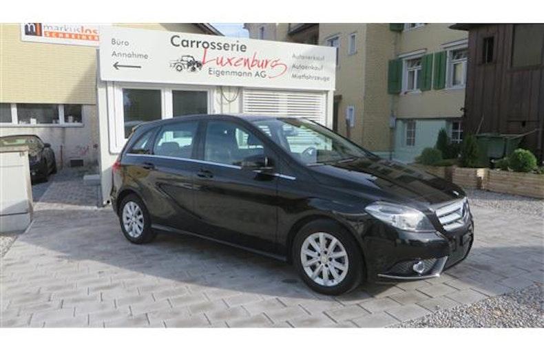 Mercedes-Benz B-Klasse B 220 CDI 95'000 km 17'200 CHF - kaufen auf carforyou.ch - 1