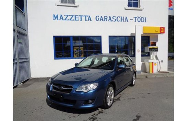 estate Subaru Legacy 2.0R AWD Swiss