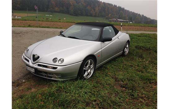 cabriolet Alfa Romeo Spider 1.8 TS 16V