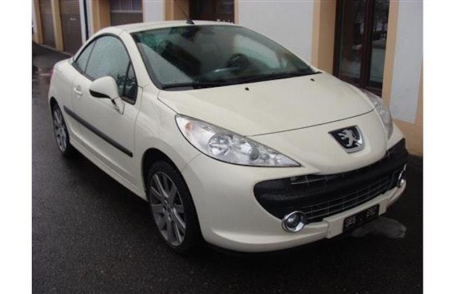 cabriolet Peugeot 207 CC 1.6 16V Trendy