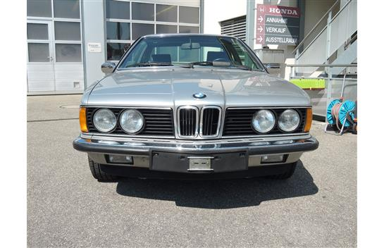 coupe BMW 6er 635CSi A