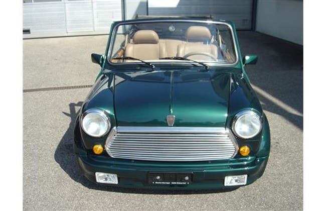 cabriolet Rover Mini Cooper 1.3i