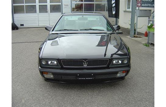 coupe Maserati Ghibli 2.8
