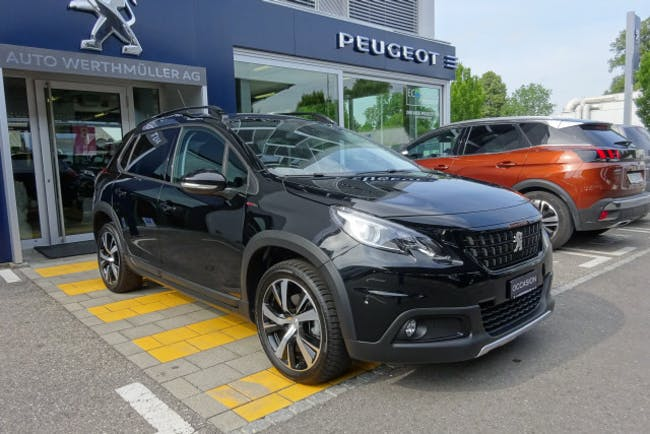 estate Peugeot 2008 1.2 PureTech GT Line
