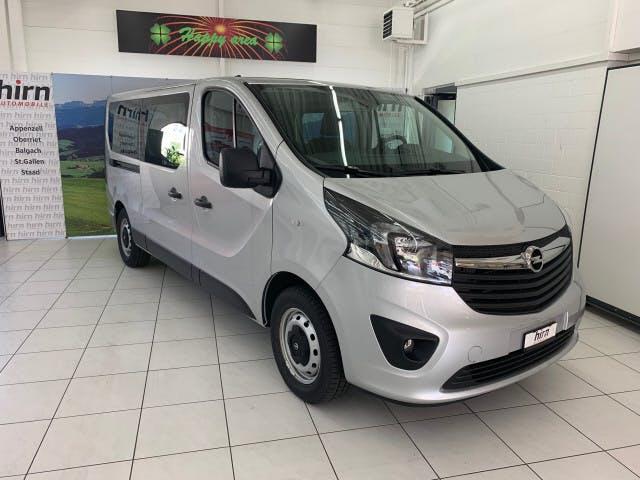 bus Opel Vivaro 1.6CDTI 2.9 L2