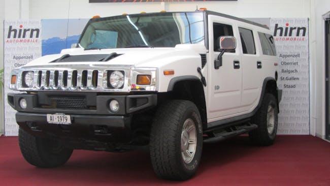 estate Hummer H2 6.0 Luxury 3.0 Tonnen Anhängelast
