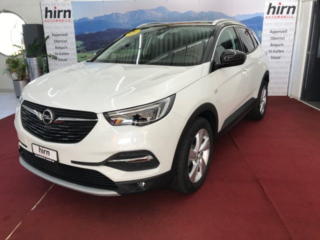 suv Opel Grandland X 2.0CDTi Ultim