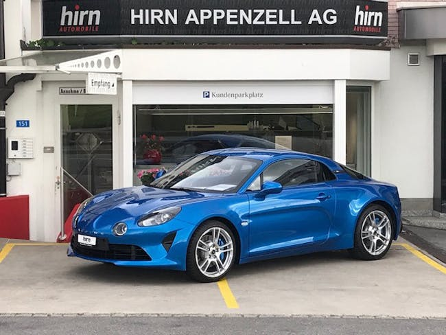 coupe Alpine A110 Alpine Lègende