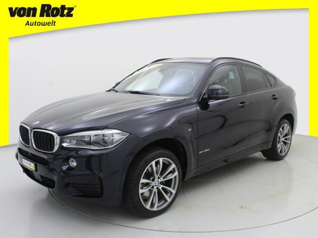 suv BMW X6 xDrive 30d