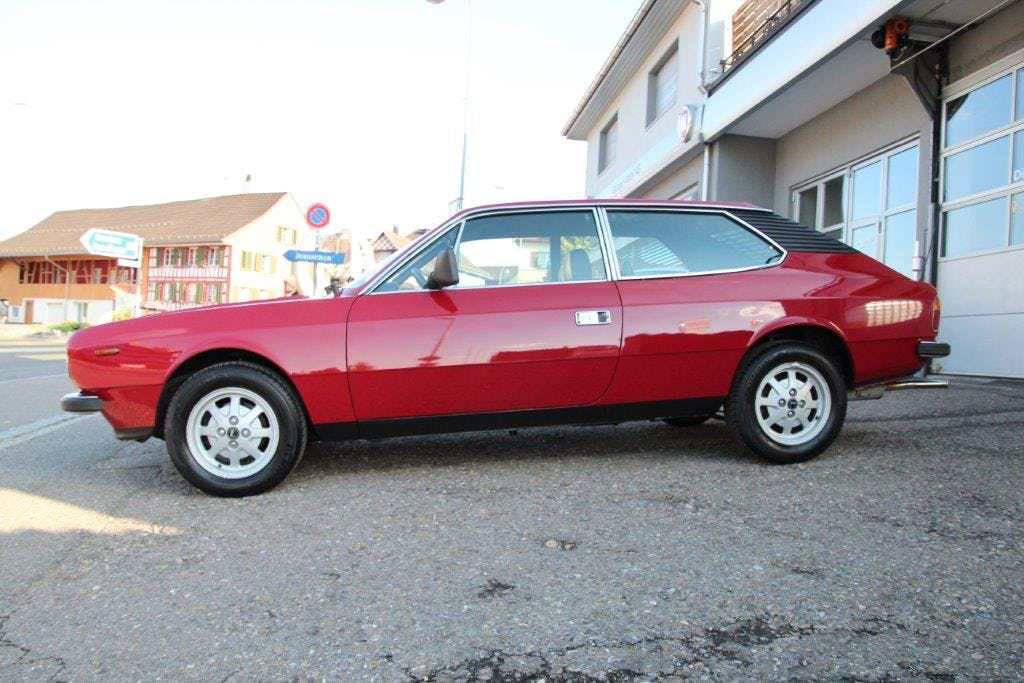 coupe Lancia Beta 2000 HPE