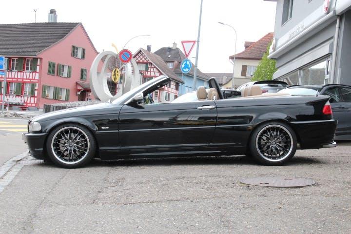 cabriolet BMW 3er Reihe E46 Cabriolet 330Ci