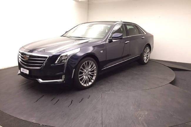 estate Cadillac CT6 3.0 TT Luxury AWD