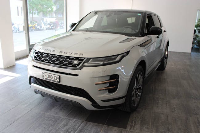 saloon Land Rover Range Rover Evoque 2.0 T 250 First Edition