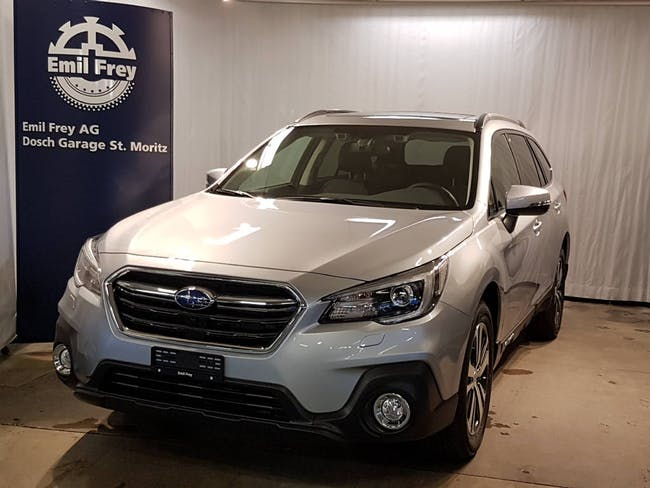 suv Subaru Outback 2.5i Luxury