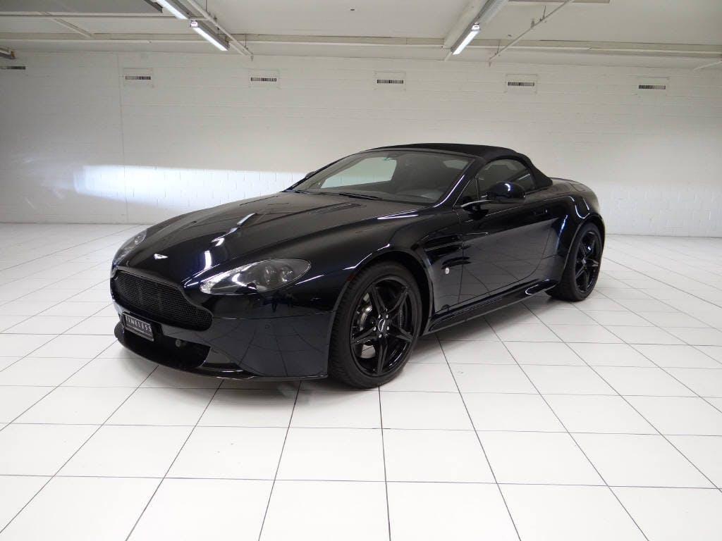 van Aston Martin V8/V12 Vantage S 4.7 AMR Sportshift