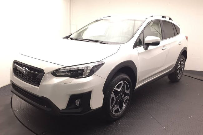 saloon Subaru XV 2.0i Swiss Plus