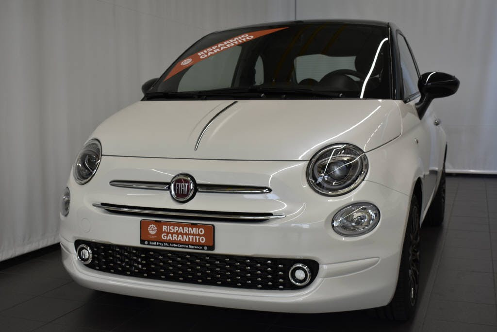 estate Fiat 500 0.9 T TwinAir 120th Annivers.