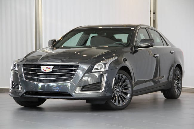 estate Cadillac CTS 2.0 T Luxury AWD