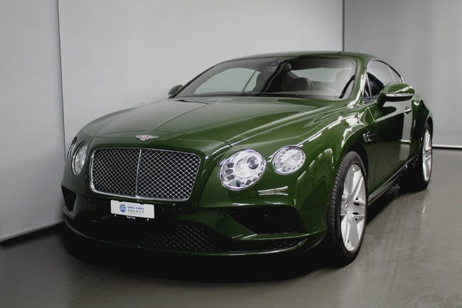 coupe Bentley Continental 4.0 V8