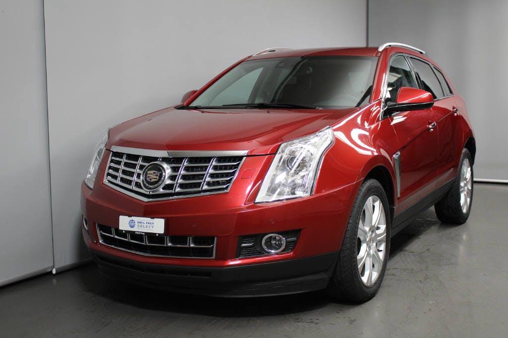 saloon Cadillac SRX 3.6 V6 Premium AWD