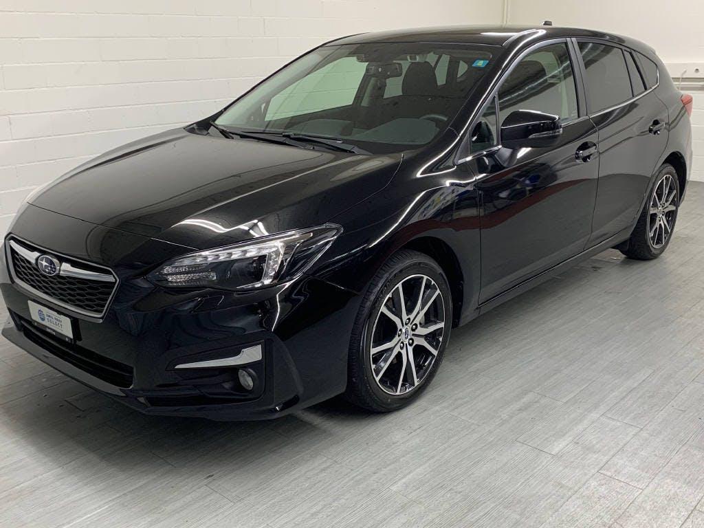 estate Subaru Impreza 2.0i Swiss Plus